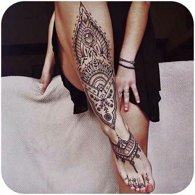 best 20 tattoo bein ideas on pinterest tattoo po k rper tattoos and tattoo am bauch. Black Bedroom Furniture Sets. Home Design Ideas