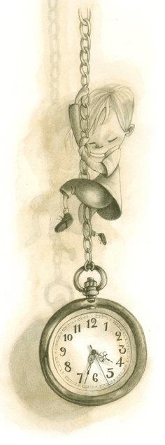 TicTac- Original Illustration. €80,00, via Etsy.