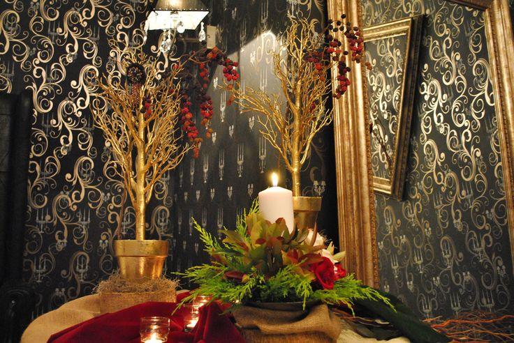 Red Wedding Decoration | 25/10/14