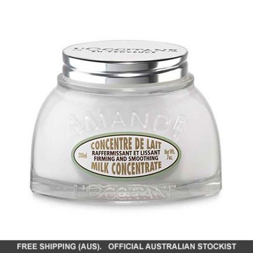 L'Occitane Almond Firming Milk Concentrate 200ml #adorebeautydreamhaul