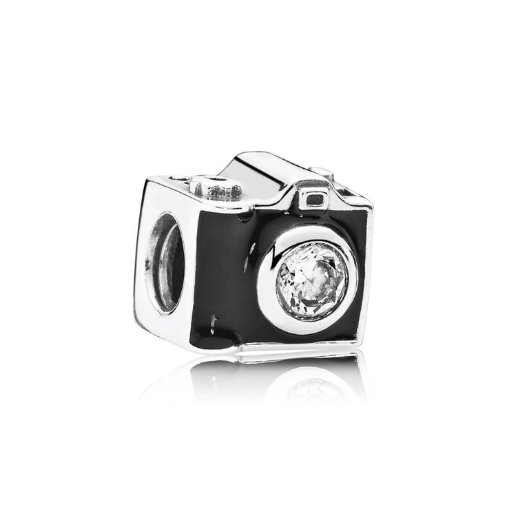 Sentimental Snapshots, Clear CZ - 791709CZ - Charms | PANDORA