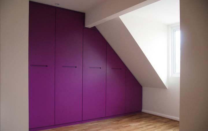 Loft Storage | Loft Wardrobes – Eaves Storage London | Barbara Genda