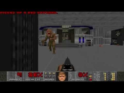 [TAS] Final DOOM TNT: Evilution - MAP05 UV Pacifist in 0:46
