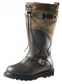 Охотничьи сапоги Harkila Sporting Visent GTX, высота 43,2 см (17), коричневые