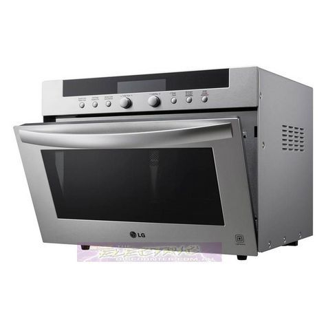 small countertop microwave convection oven combo