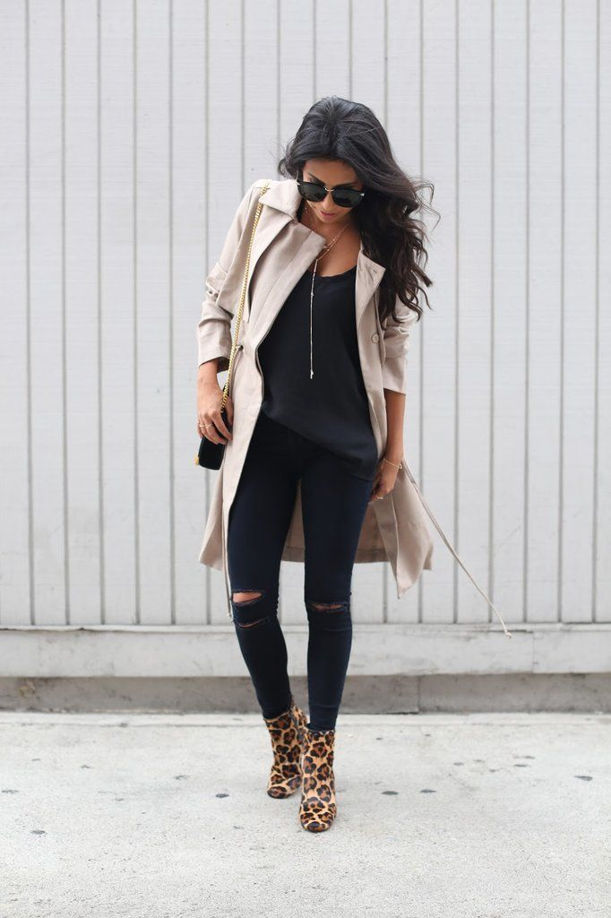 5 Superchic Ways to Wear a Lightweight Duster Jacket