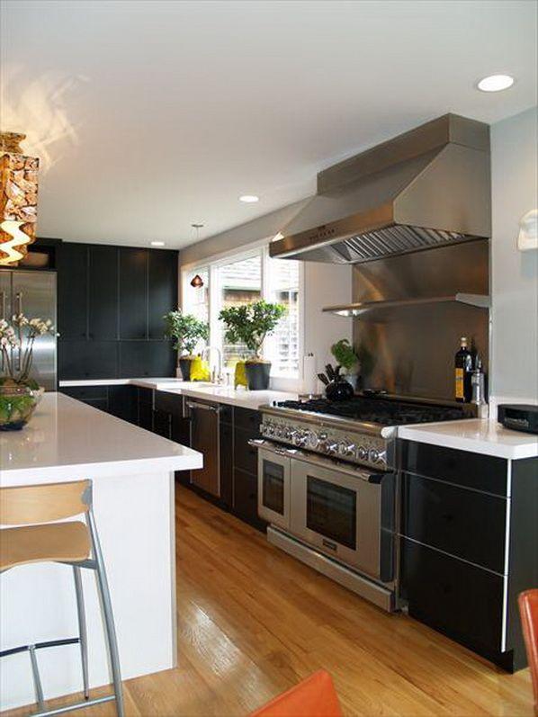 Cocinas modernas de thermador dise os de cocina - Diseno cocinas modernas ...