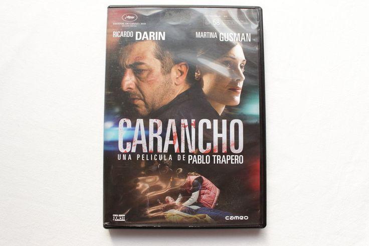 CARANCHO - PABLO TRAPERO - DVD - RICARDO DARIN - MARTINA GUSMAN