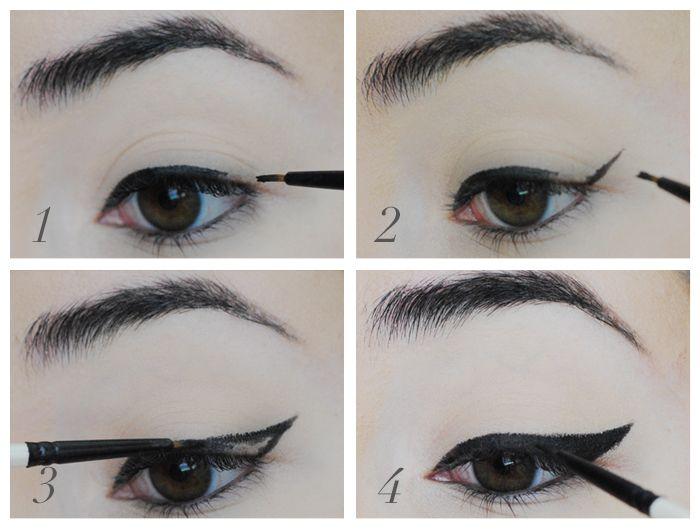 Eyeliner ala artis Korea waterproof tahan 24 jam Best Here