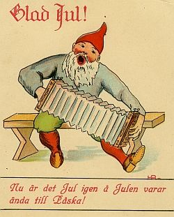 Gamla julkort