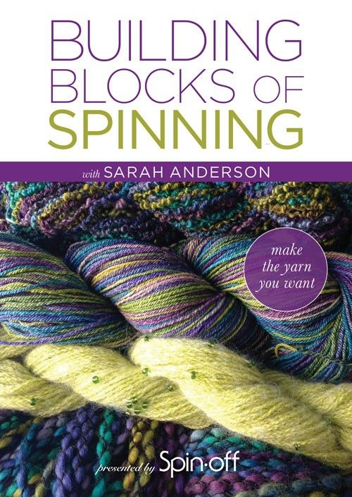 Building Blocks of Spinning with Sarah Anderson