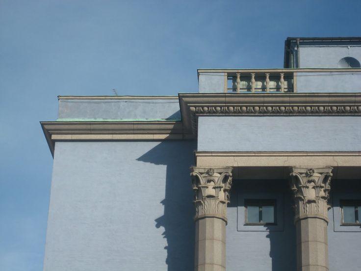 Konserthuset, Stockholm, 1926 | Ivar TENGBOM, architect