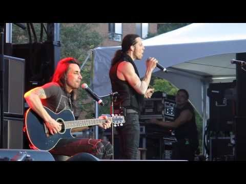 Extreme - More Than Words (Rockfest) - YouTube