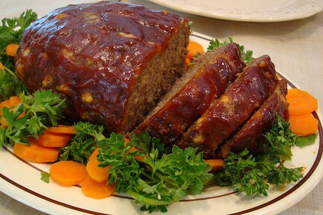 Mennonite Girls Can Cook: Meatloaf