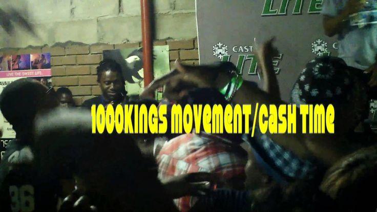 KO Killing it @Elukwatini PA System Powered By 1000kings Movement