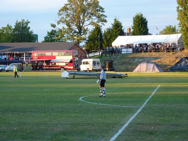 FA Cup Extra Preliminary Round 19th August 2011  Lye Town 0 Coventry Sphinx 5 HT (0-0)  Attendance: 134    The ground is shared with a cricket club and on this occassion, the Black Country Beer Festival