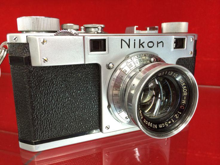2014/07/31 Nikon M with NIKKOR-H・C 1:2 f=5cm  TEL03-5318-2222