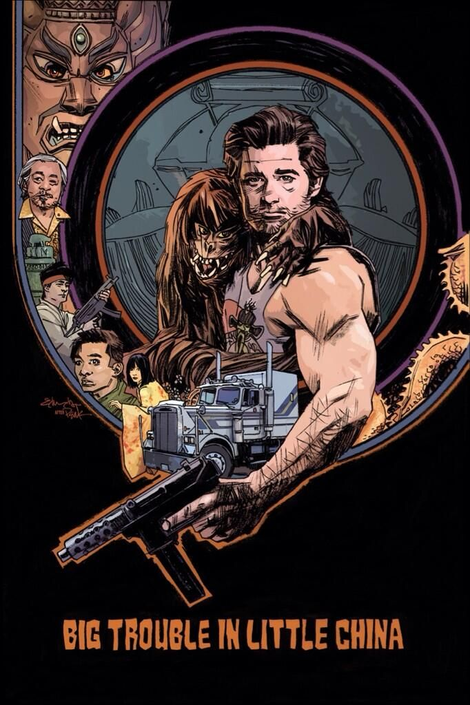17 Best images about Big Trouble In Little China on ...