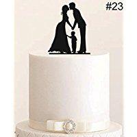 Cake Topper, Tortenstecker, Tortenfigur Acryl, Tortenständer Etagere Hochzeit Hochzeitstorte
