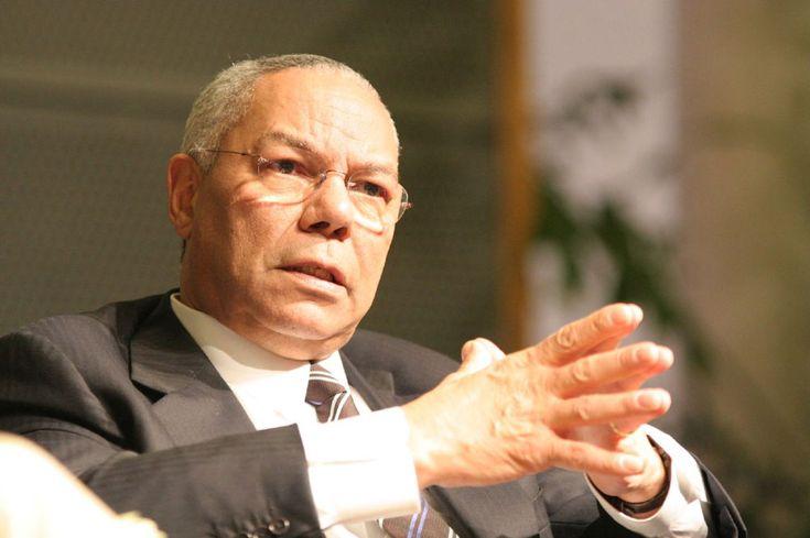 La presentación de Colin Powell en la ONU de las evidencias de armas de destrucción masiva fue una de las mayores farsas de la segunda guerra contra Irak.