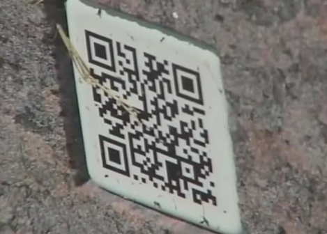 28 best qr code in the city images on pinterest qr codes funny friday qr codes on gravestones go mainstream fandeluxe Image collections