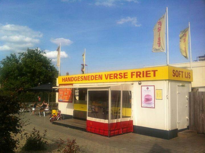 Een auwverwetst lekkere frituur: Le Clerque in Veen bij d'n Duijzer