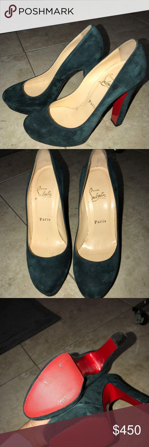 do christian louboutin shoes run small or big