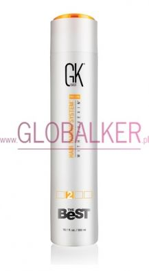 GK Hair keratin The Best 300ml. Global Keratin Juvexin