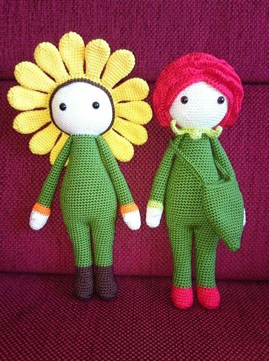 Zabbez Crochet Patterns : ... modification made by Miriam Z S / amigurumi crochet patterns by Zabbez