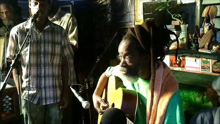 Matthew McAnuff rehearsal 'Book of Life' by {Hugh Mundell} & 'Be Careful... RIP Matthew , we are missing you