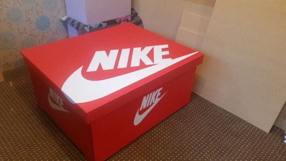 Check out this item in my Etsy shop https://www.etsy.com/uk/listing/263443605/xl-nike-trainer-box-holds-12no-pairs-of