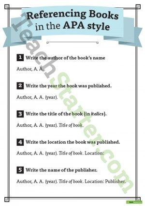 32 best apa style tips and tricks images on pinterest apa style referencing books and websites in the apa style ccuart Image collections