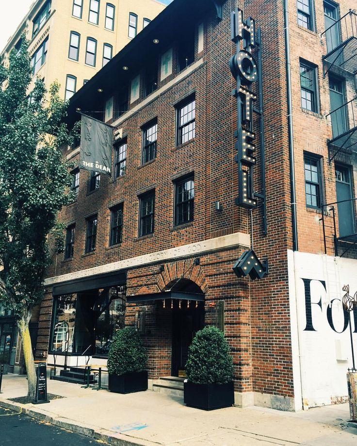 Dean Hotel - Providence RI