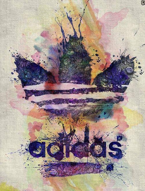 #Adidas se vuelve arte