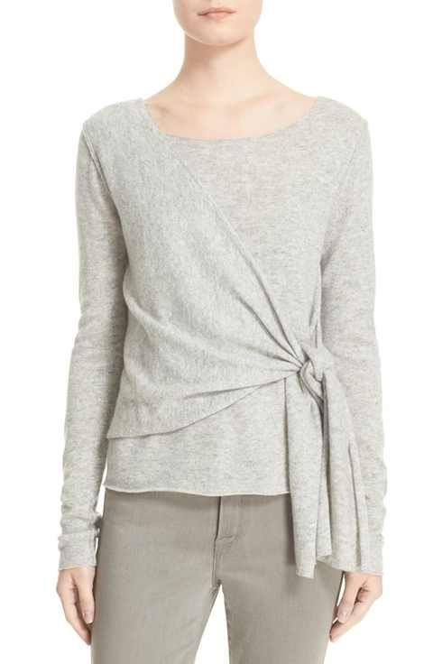 Brochu Walker Seine Cashmere Sweater