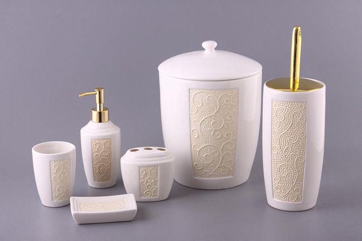 Наборы для ванной комнаты фото