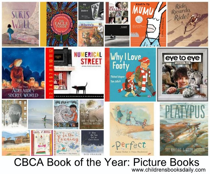 2016 Book of the Year Picture Book Notables
