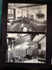 Bay Tree Hotel, Burford, old postcards