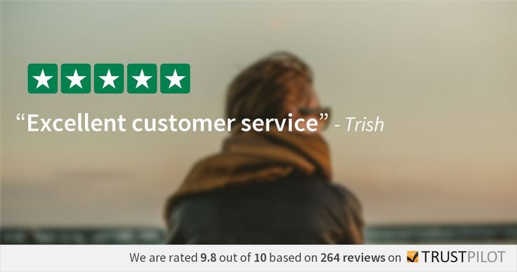 Trish thinks we have excellent customer service. Please read more 5 star Customer Reviews at www.LaurynRose.com #CustomerService