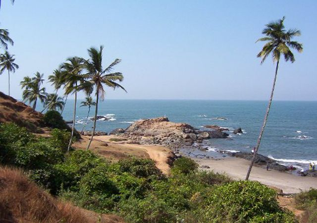 The beautiful Divar Island that is rarely visited is situated across the Mandovi River from Old Goa. A ferry connects the southern end of the island with Old Goa. The ferry wharf is situated near the Viceroy's Arch at Old Goa.