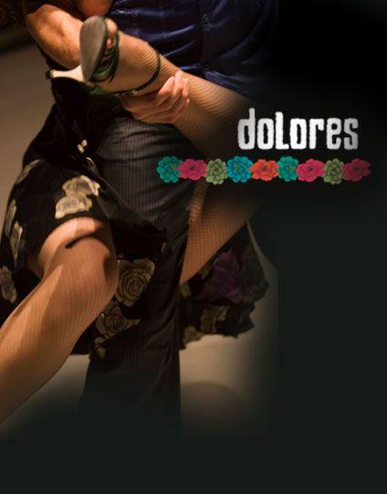 Joyce Theater: Brazil Festival: Mimulus Companhia de Dança/Dolores.  March 01, 2014