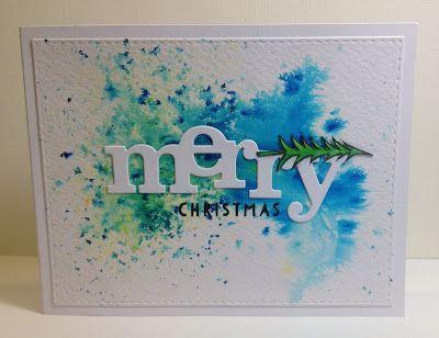 Marianne's cards 'n stuff: Merry