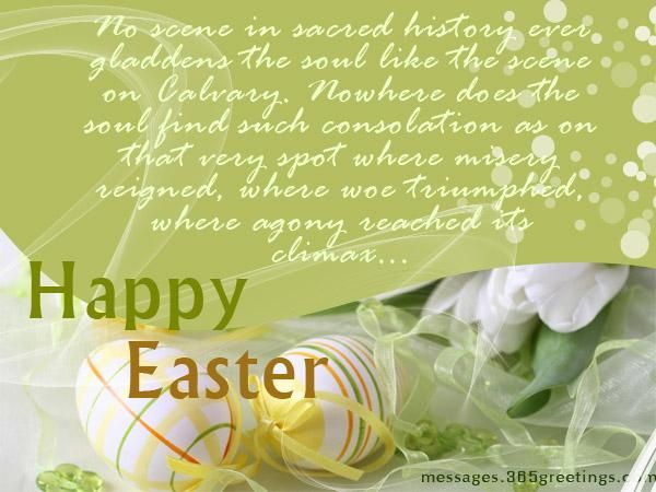 The 25 best Easter wishes messages ideas – Easter Greeting Card Sayings