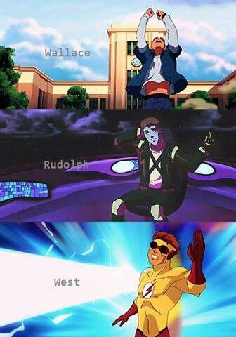 Wally // Heroes Never Die