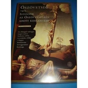 Oszovetseg avagy Itennek az Oszovetsegben adott Kijelentese (MP3 CD) / Old Testament MP3 Hangos Hungarian Bible / Magyar Biblia (CD-ROM)