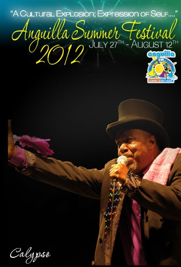 Anguilla Summer Festival 2012 - Leeward Islands Calypso Competition