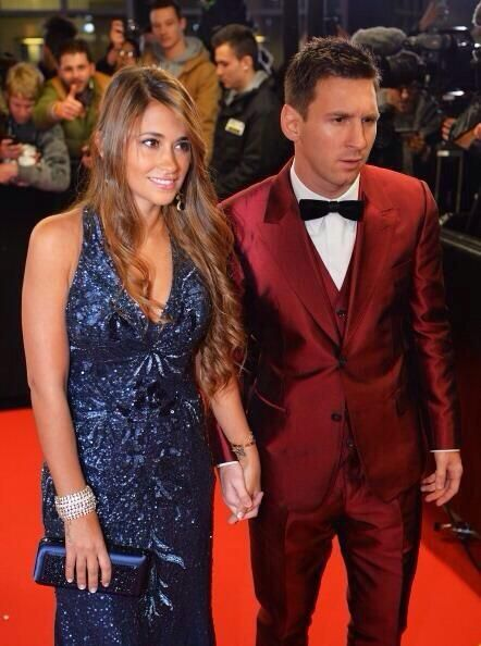 Una cosa è certa: anche quest'anno non vincerà lo stilista di Messi #pallonedoro  pic.twitter.com/qG6A3K0PUx
