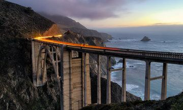 13 Cool Stops On California's Pacific Coast Highway                                                                                                                                                     More