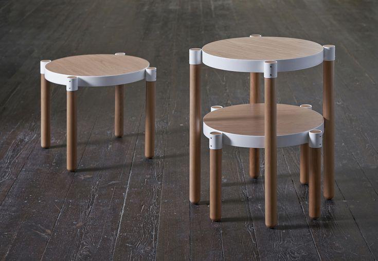 BIXBIT Om side and occassional tables, design by Kuba Blimel, available at www.sklep.bixbit.com