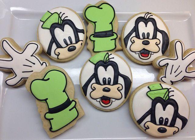 Goofy Cookies